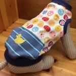 簡単 犬服の作り方