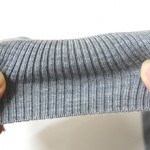 犬服 手作り材料 ニットリブ