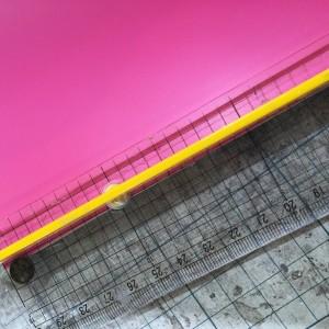 革のストラップの作り方