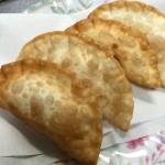 餃子の皮を使ったアップルパイの作り方