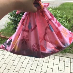 まっすぐ縫うだけバッグの作り方