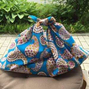 まっすぐ縫うだけ 簡単バッグ