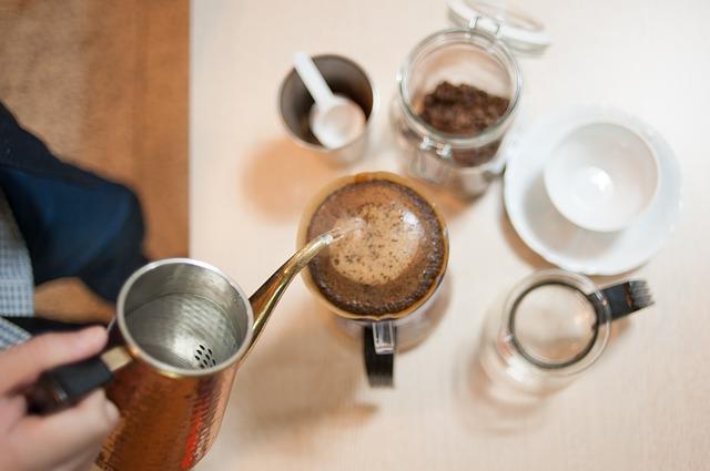 コーヒーでリラックス