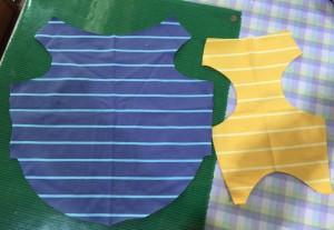 犬服の作り方 材料