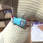 調整可能な首輪の作り方