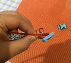 首輪の作り方 コキの使用方法