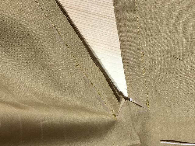 前たての縫い方