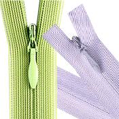 コンシールファスナーの縫い方