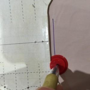 縫い代ライナーの使い方2