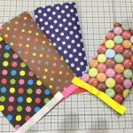 折り紙でラッピング
