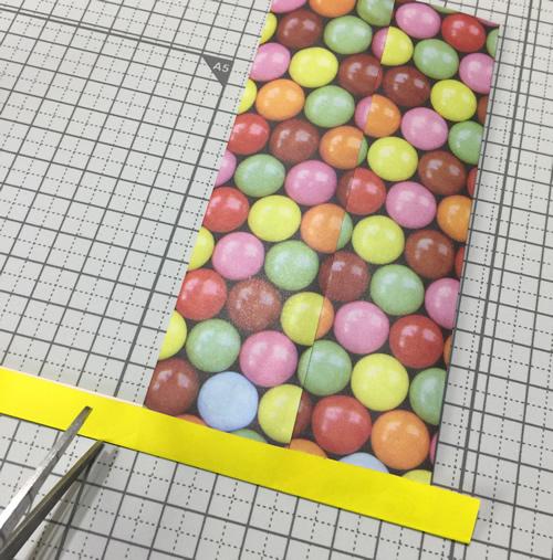 折り紙 簡単ラッピング
