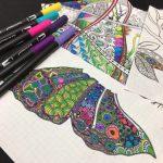 水彩ペン アートマーカー