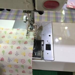 簡単シュシュの縫い方